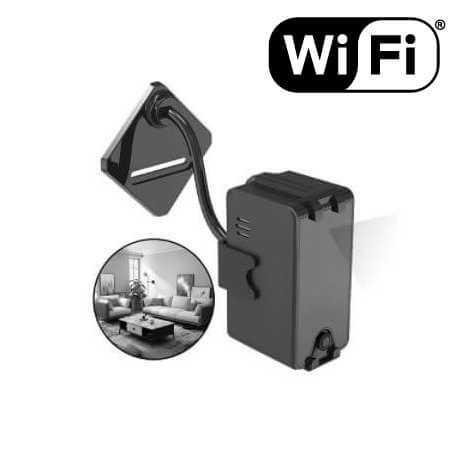 Vaizdo stebėjimo kameros su wi fi ir PIR davikliu
