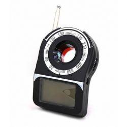 Blakių kamerų Detektorius aptinka GSM GPS RADIO WiFi signalus 1Mhz 6,5GHz