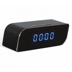Slapta WiFI kamera užmaskuota laikrodyje Full HD judėsio daviklis