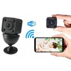 Full HD Wifi slapta kamera su akumuliatoriumi + aušinimo radiatoriumi