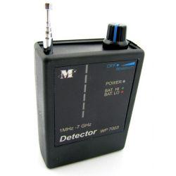 Profesionalus Šnipinėjimo įrangos detektorius GPS GSM RADIO ir GPS signalų