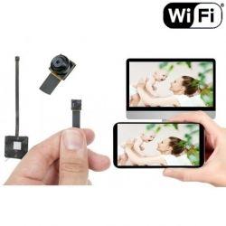 wifi slapta stebejimo kamera