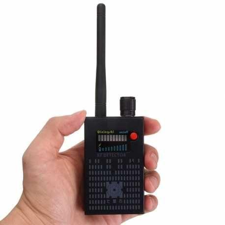 Pasiklausymo blakių detektorius RF 1Mhz iki 8Mhz