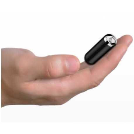 Slaptas mini diktofonas užmaskuotas raktų pakabuke