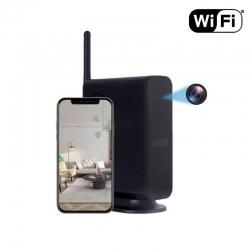 wi f routeris su slapta stebėjimo kamera